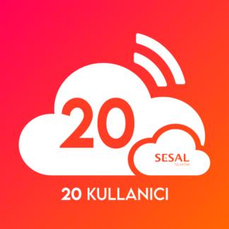 20 Kullanıcılı Sanal Santral