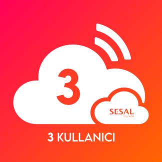 3 Kullanıcılı Sanal Santral